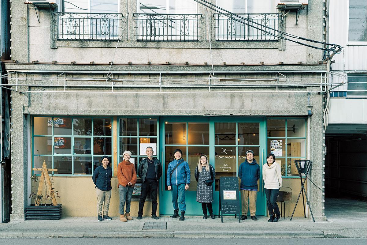 地域のポテンシャルをフル活用する、小さな共同体<br><small>岩手県 遠野市「Next Commons Lab」</small>