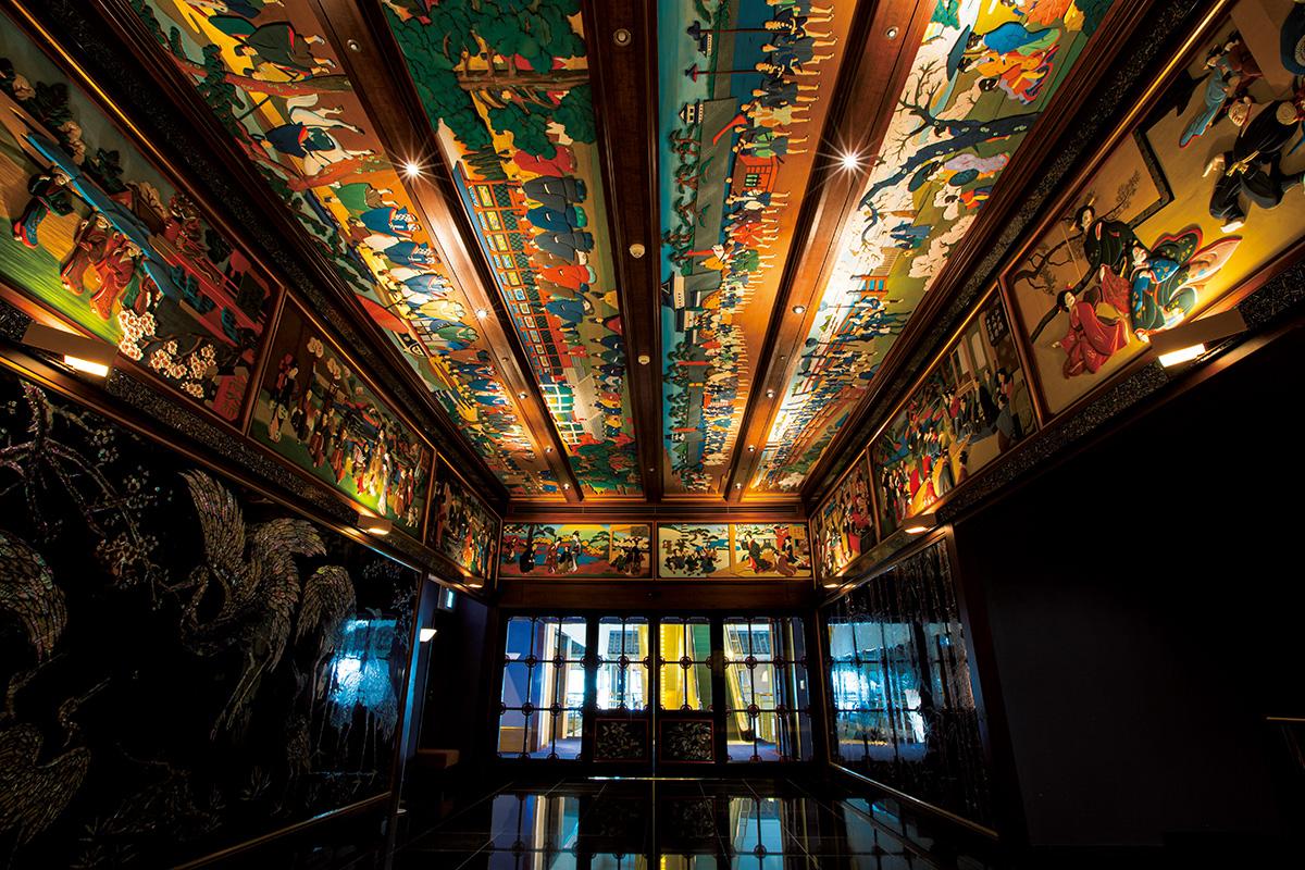 ミュージアムホテルでアートな滞在<br>「ホテル雅叙園東京」