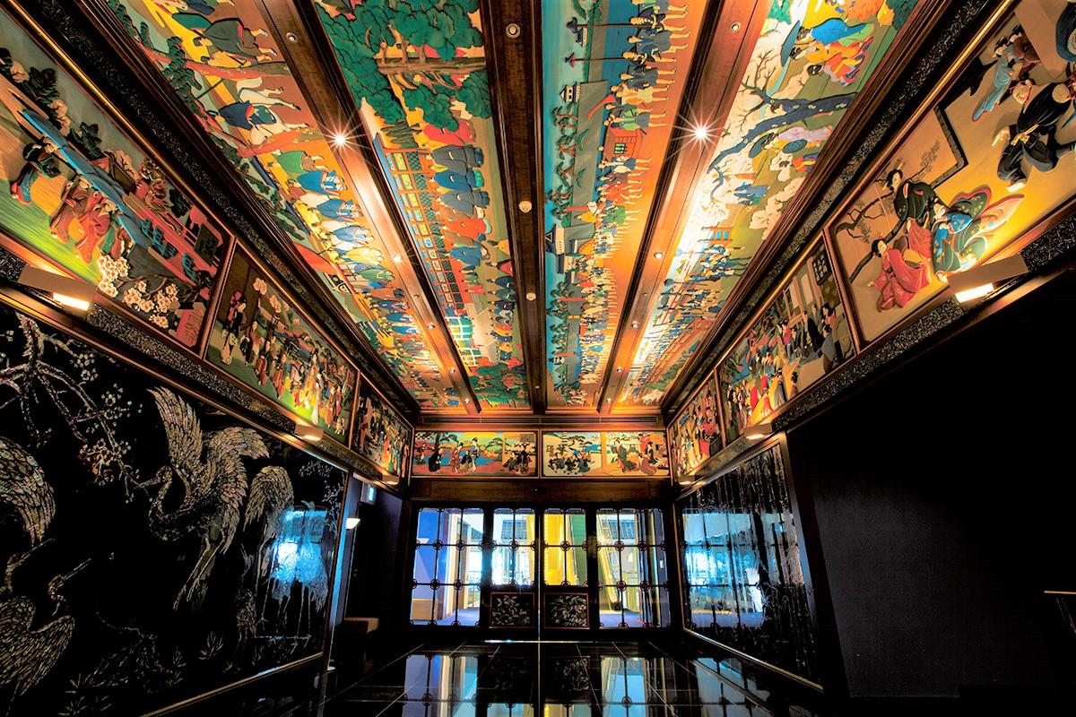 ホテル雅叙園東京<br>ミュージアムに泊まるようなアートを感じる滞在