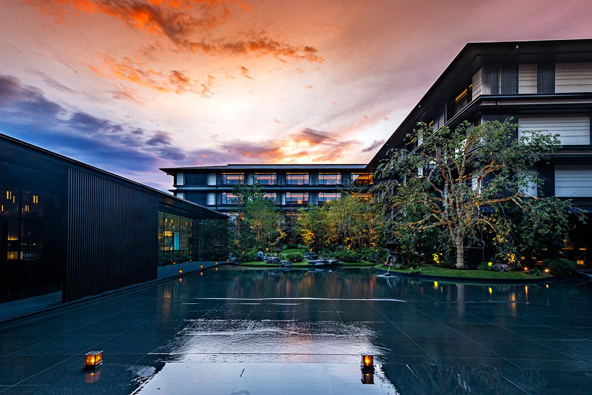 土地の記憶が刻まれた、<br>日本の美を体現するホテルが京都に誕生。<br><small>HOTEL THE MITSUI KYOTO|前編</small>