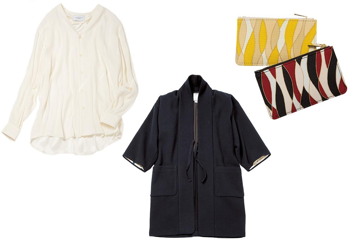 着物や京都から生まれた<br>長く愛用したくなるメイドインジャパンの逸品