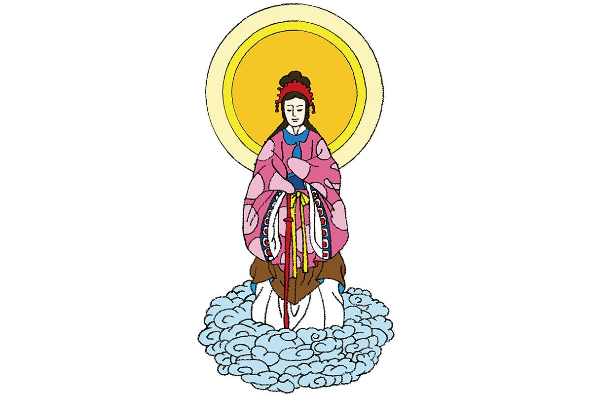 天の世界を統べる神話の最高神<br>「天照大御神」<br><small>日本人なら知っておきたいニッポンの神様名鑑</small>