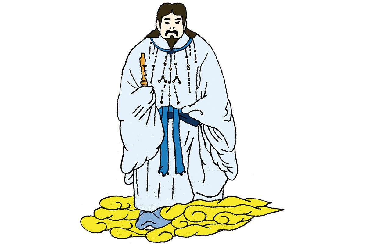 日本の国土を固めた最重要の神様<br>「伊邪那岐神」<br><small>日本人なら知っておきたいニッポンの神様名鑑</small>