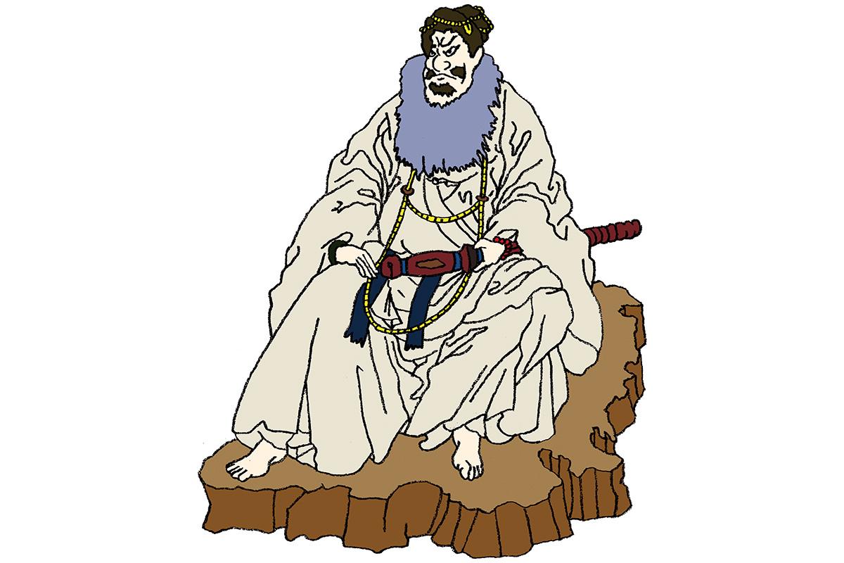 暴れん坊だけど頭がよく正義感が強い<br>「須佐之男命」<br><small>日本人なら知っておきたいニッポンの神様名鑑</small>