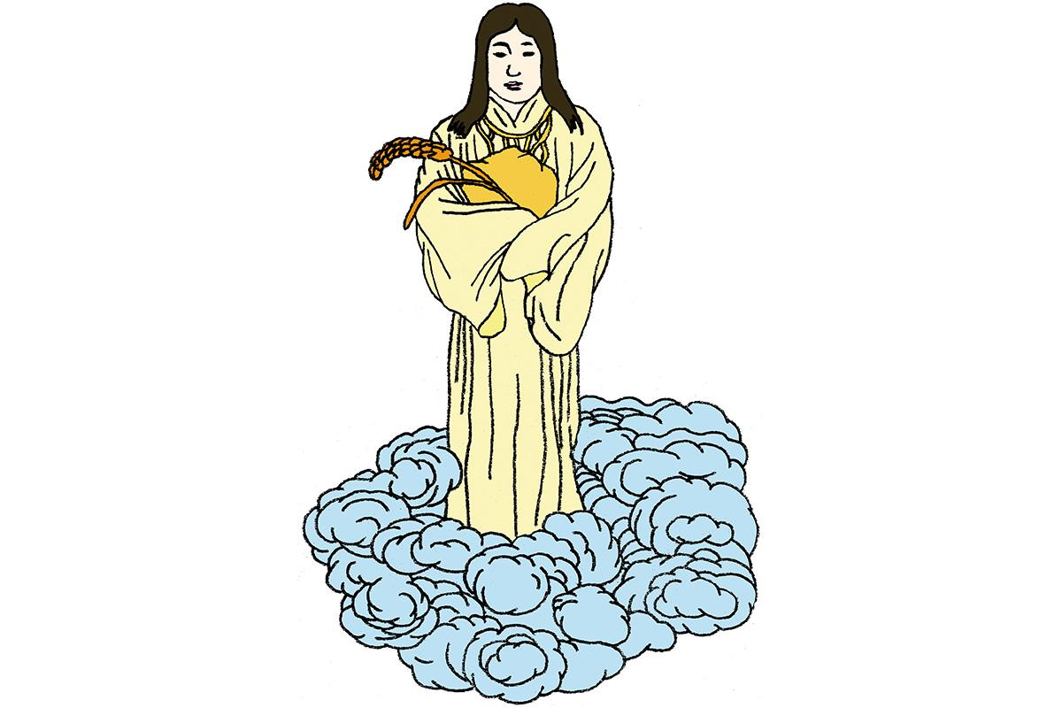 五穀豊穣の神様で商売繁盛のご利益あり<br>「宇迦之御魂神」<br><small>日本人なら知っておきたいニッポンの神様名鑑</small>