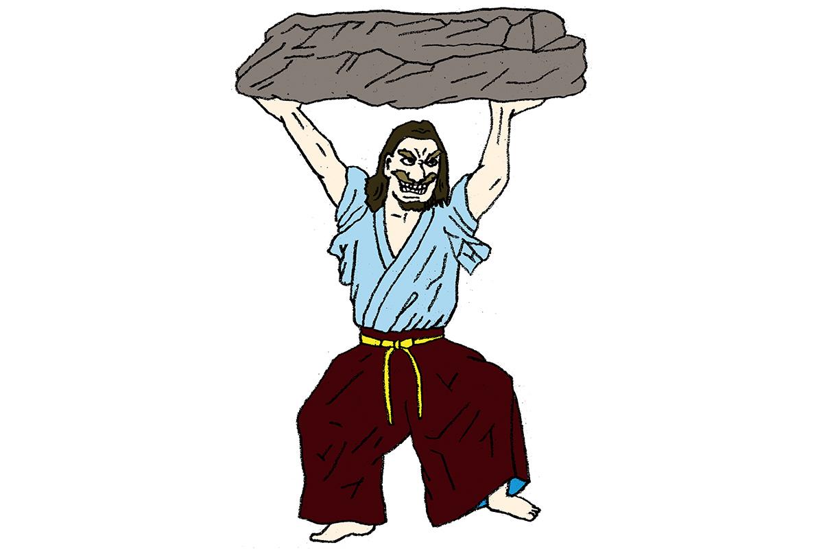 力持ちの象徴で岩戸を戸隠まで蹴り上げた神<br>「天手力男神」<br><small>日本人なら知っておきたいニッポンの神様名鑑</small>