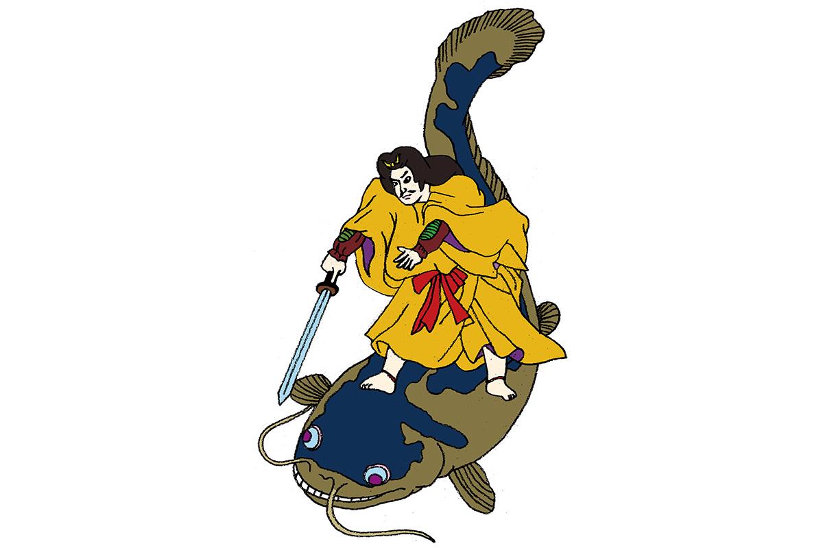相撲の祖はタケミカヅチオだった!?<br>「建御雷之男神」<br><small>日本人なら知っておきたいニッポンの神様名鑑</small>