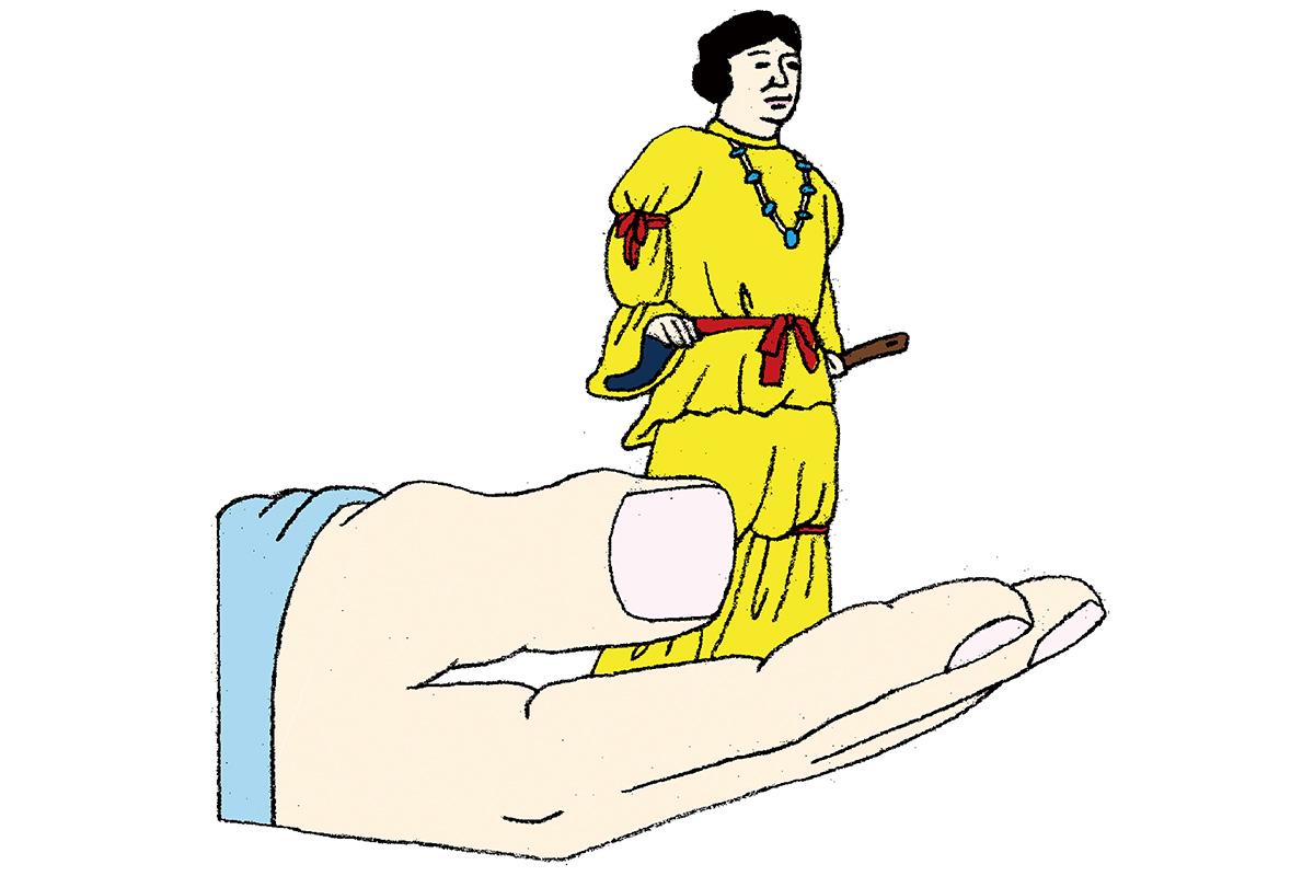 温泉、医療、酒造など各地の産業神として崇高<br>「少名毘古那神」<br><small>日本人なら知っておきたいニッポンの神様名鑑</small>