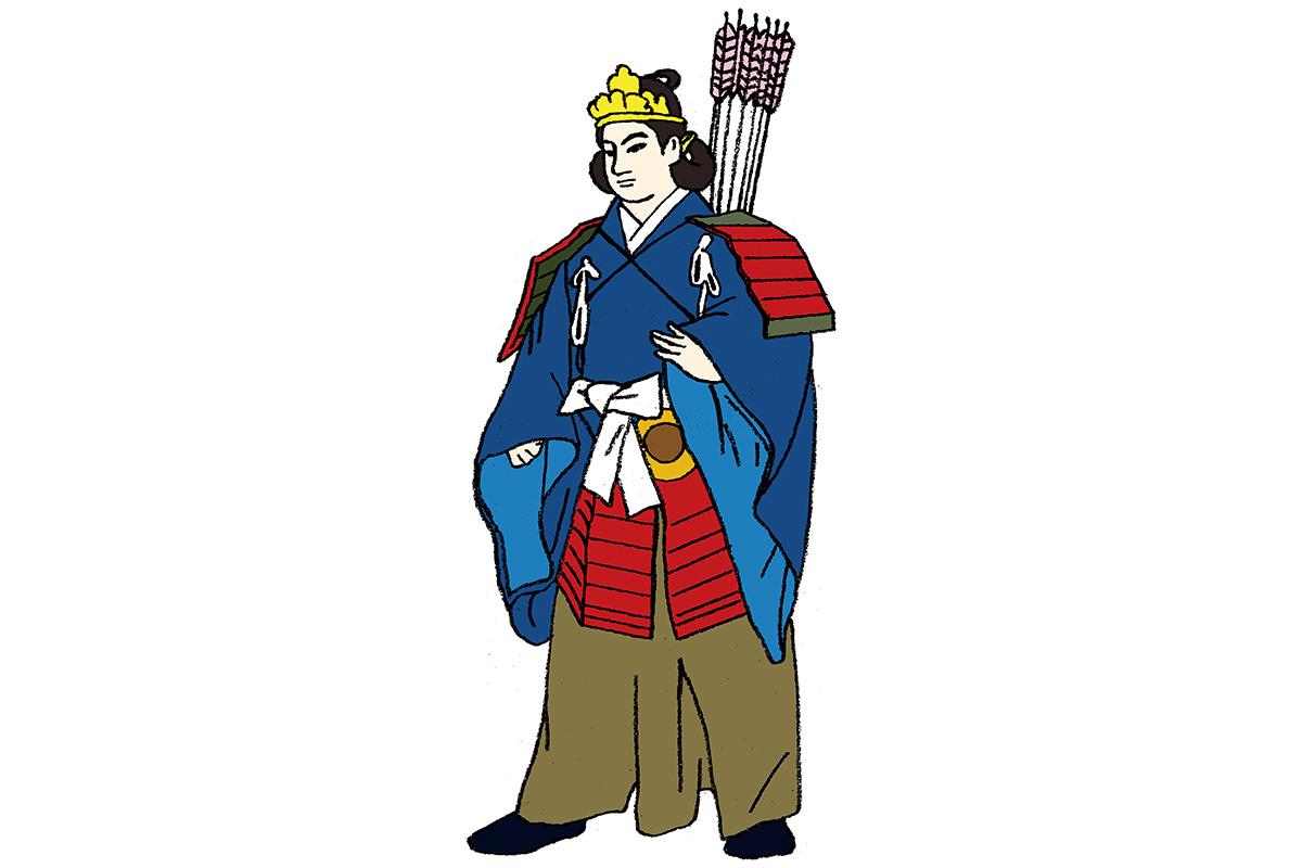 女性ながらも果敢に戦に挑む<br>「神功皇后」<br><small>日本人なら知っておきたいニッポンの神様名鑑</small>