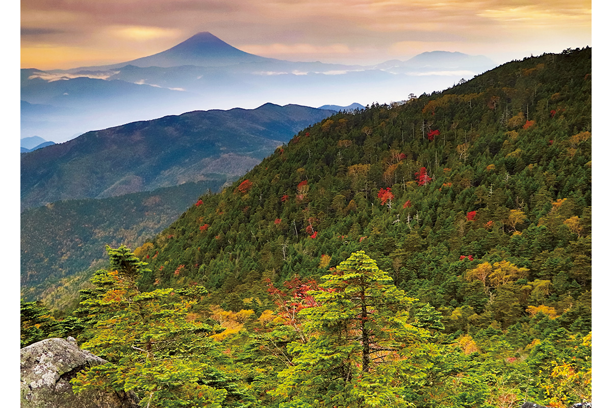 Discover Japan絶景プロジェクト<br>9月テーマ:秋の足音