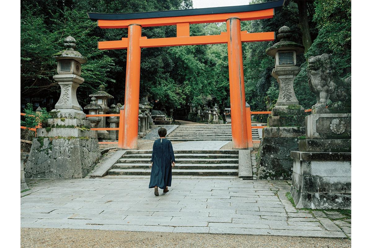 奈良二度目の修学旅行。<br>くるみの木・石村由起子さんとめぐる【前編】