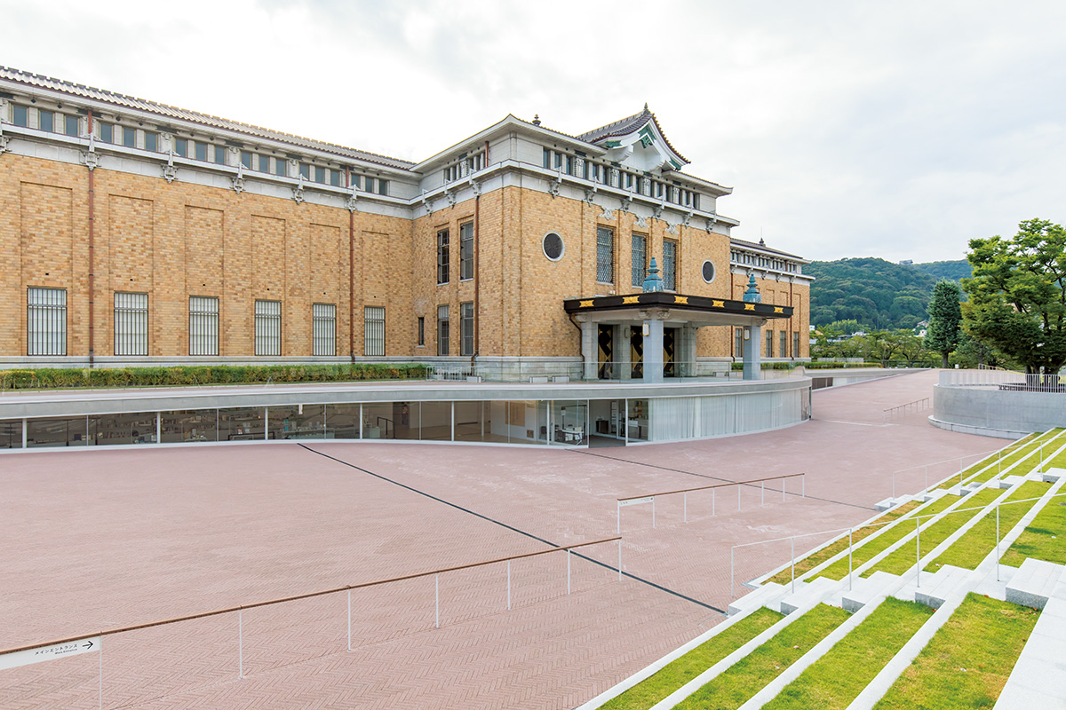 京都の人々に愛されてきたランドマークが再生!<br>『京都市 京セラ美術館』|前編