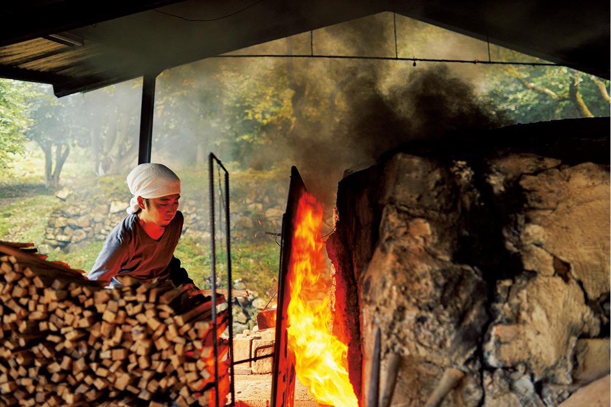 「一楽、二萩、三唐津」。茶陶の名器<br>萩焼の次世代を担う、若き旗手の想いは…
