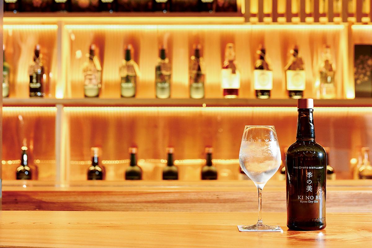 """""""ジャパニーズクラフトジン""""の 先駆者<br>「季の美」を味わう HOUSE of KI NO BI/季の美ハウス<br><small>京都の酒事情も進化しています!京都の最先端は夜にあり。</small>"""
