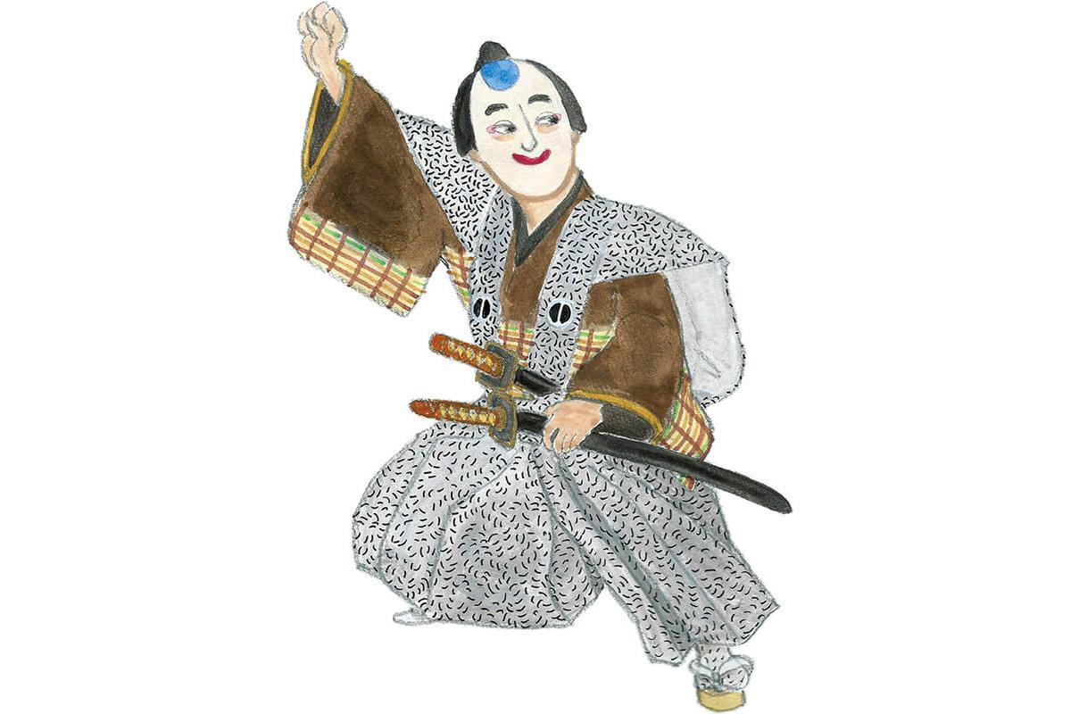 夫婦愛が起こした奇跡<br>「傾城反魂香」又平とお徳<br><small>おくだ健太郎の歌舞伎キャラクター名鑑</small>