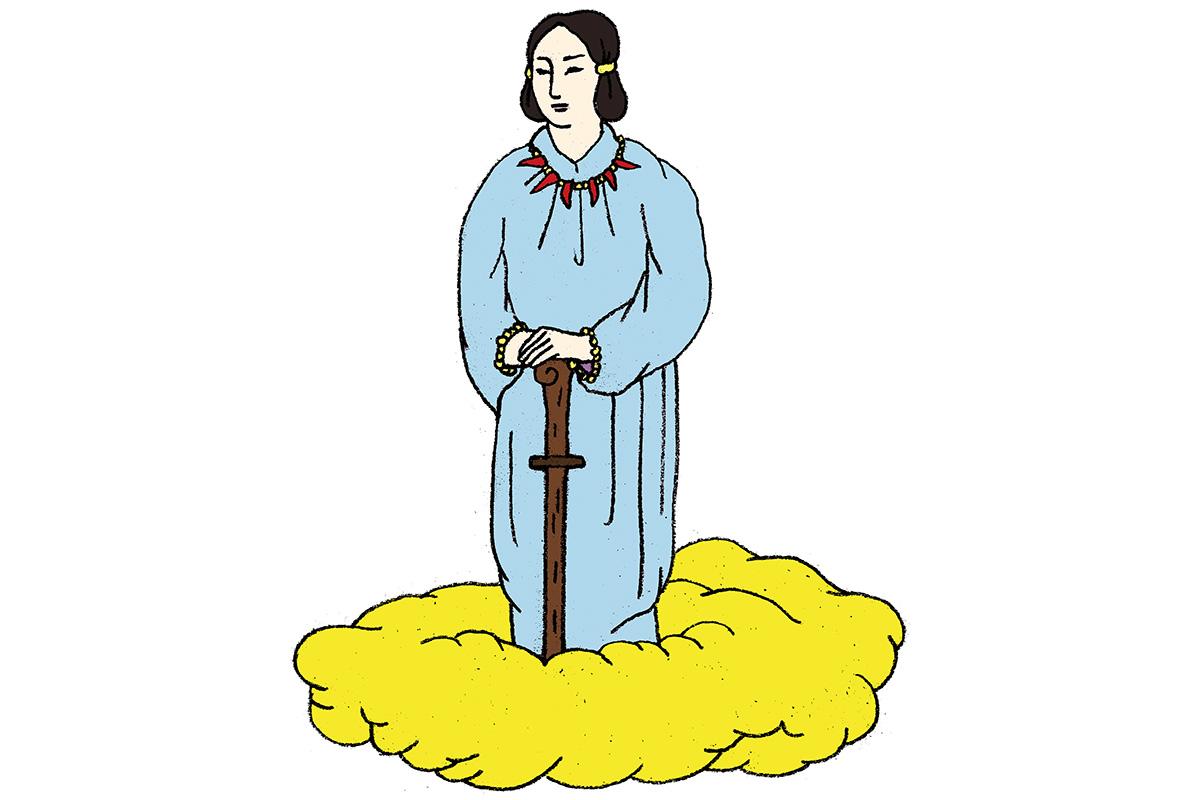 さまざまな場面をサポートする天界の策士家<br>「思金神」<br><small>日本人なら知っておきたいニッポンの神様名鑑</small>