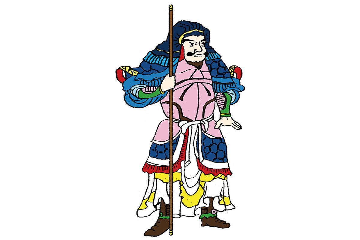 日本書紀にのみ登場する武の神様<br>「経津主神」<br><small>日本人なら知っておきたいニッポンの神様名鑑</small>