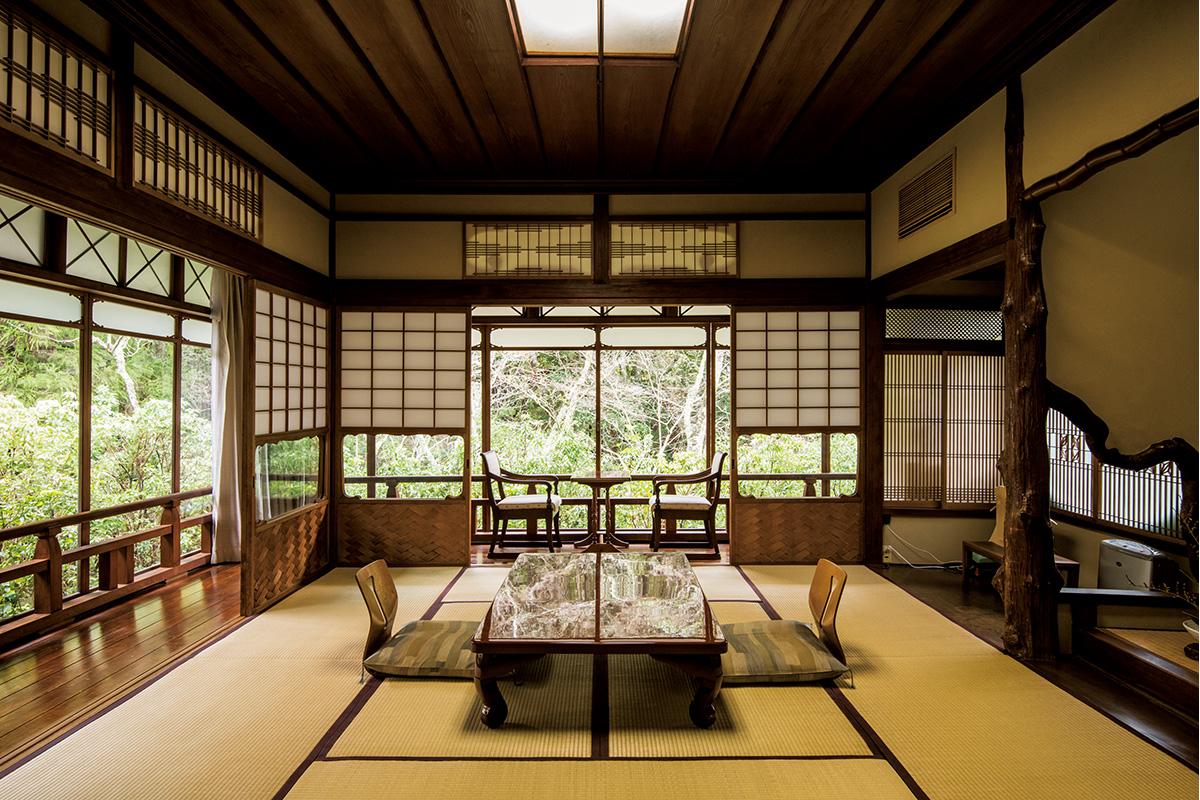 美意識が感じられる日本の宿なら<br>日本建築・一棟貸し