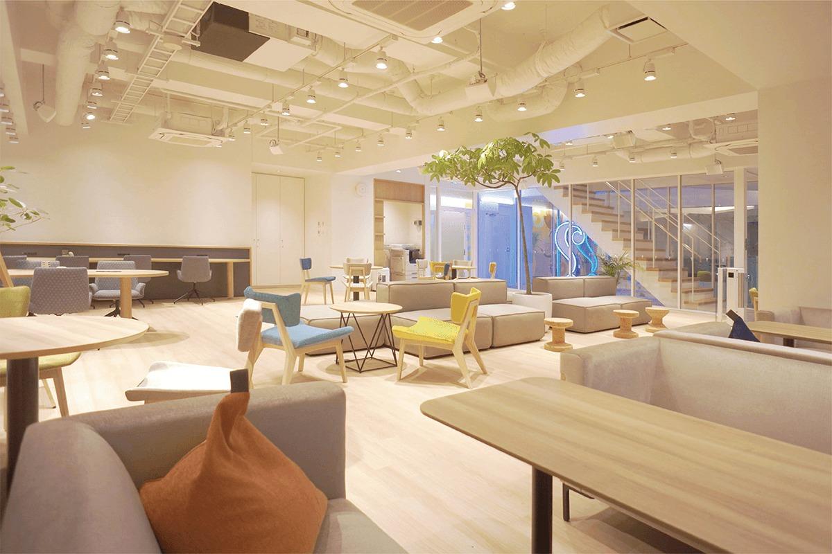 GK京都デザイン・京都信用金庫の初の地域密着型コラボレーション施設「QUESTION」