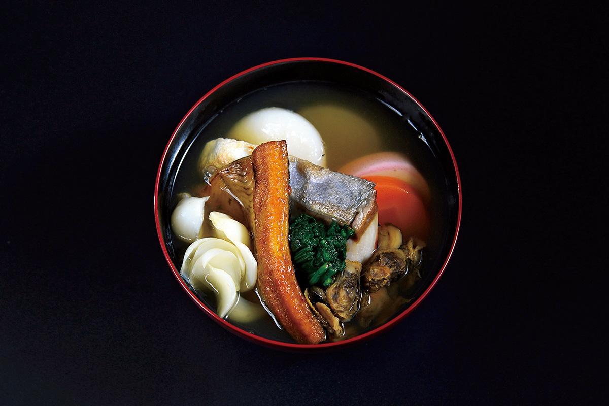 日本各地のお雑煮~四国・中国~<br><small>松本栄文さんの地域の文化を味わう「お雑煮図鑑」</small>