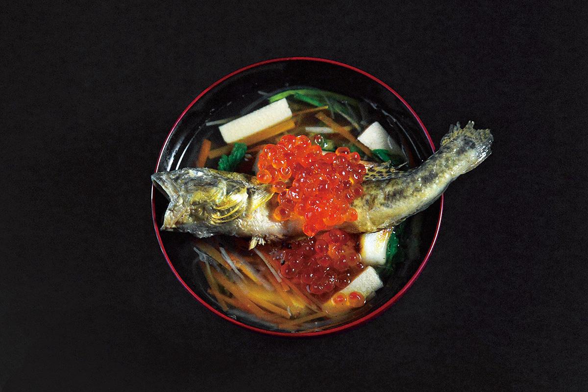 日本各地のお雑煮~上越・東北~<br><small>松本栄文さんの地域の文化を味わう「お雑煮図鑑」</small>