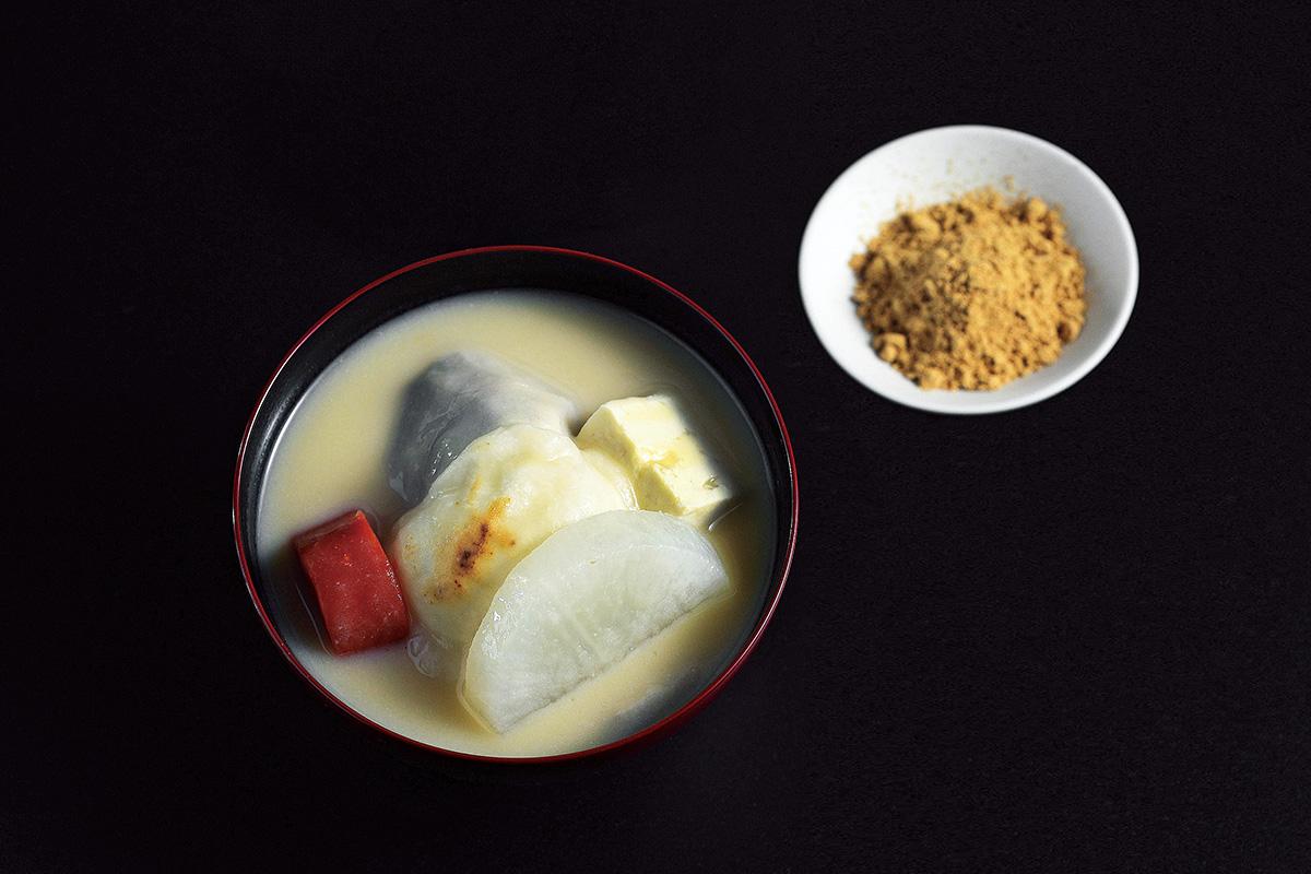 日本各地のお雑煮~近畿・東海~<br><small>松本栄文さんの地域の文化を味わう「お雑煮図鑑」</small>