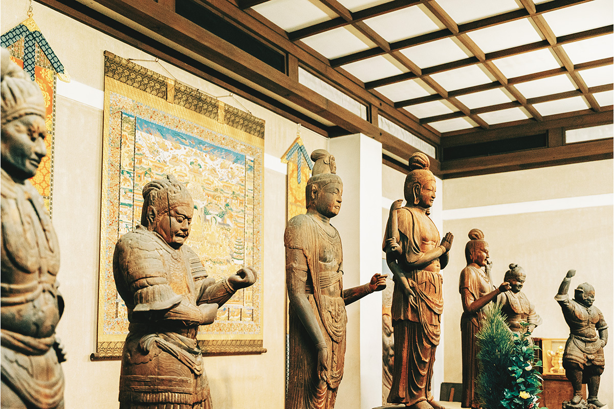 空海や最澄が仏教を学び研究していた「大安寺」<br><small>はじまりの奈良</small>