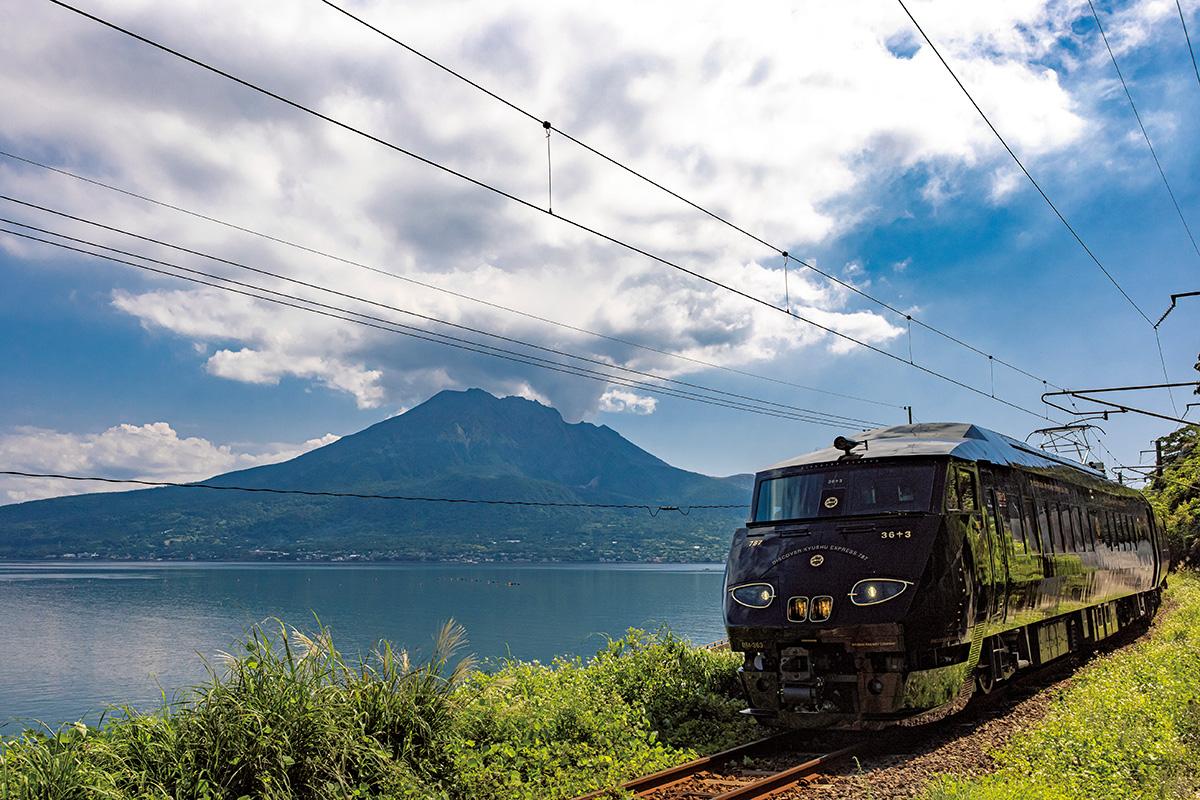 九州は色で旅する。~総集編~<br>JR九州の新観光列車「36ぷらす3」でめぐる旅