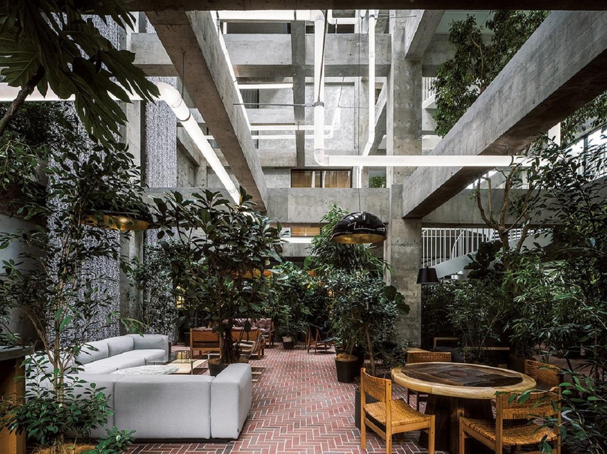 前橋の魅力を伝える、新星アートホテル現る。「SHIROIYA HOTEL/白井屋ホテル」
