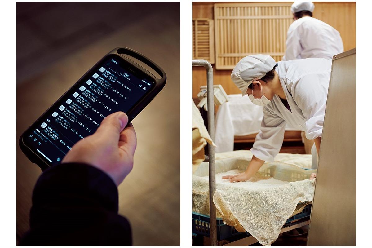 データサイエンスと江戸時代の造りの融合で生まれる、無添加日本酒<br>土田酒造【前編】<br>