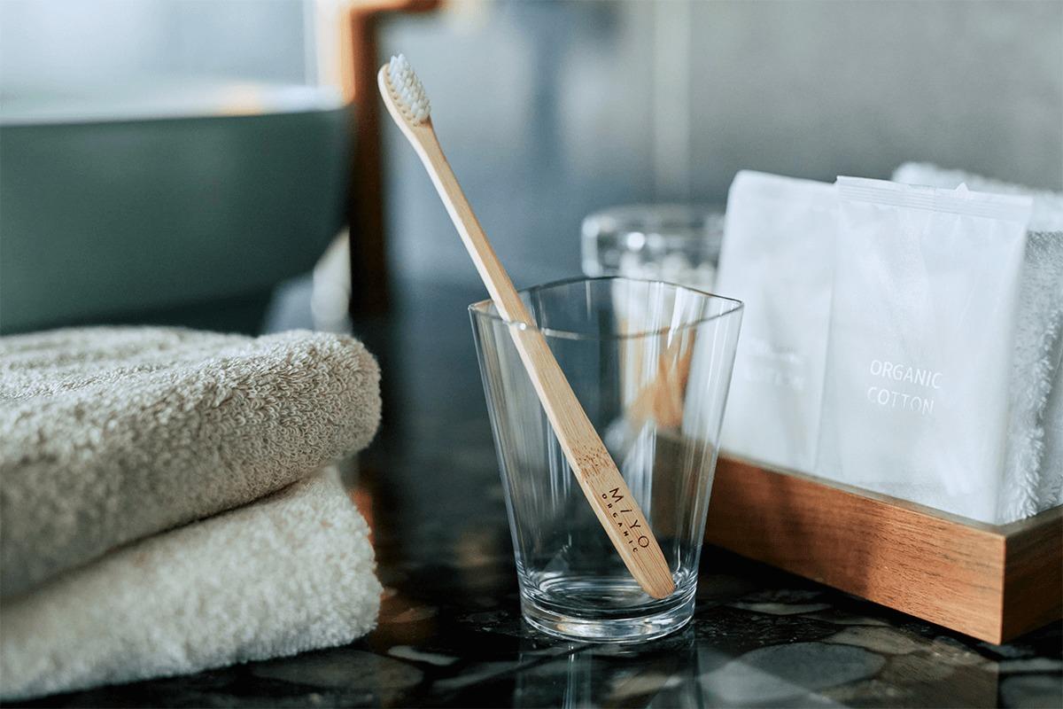 歯磨きでもサステイナブルを選びたい「MiYO-organic-」のオーガニック竹歯ブラシ