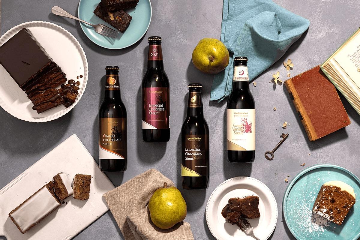 """サンクトガーレンの濃厚ビターな4種の「チョコビール」。2021年の限定は幻の洋梨 """"ル レクチェ"""""""