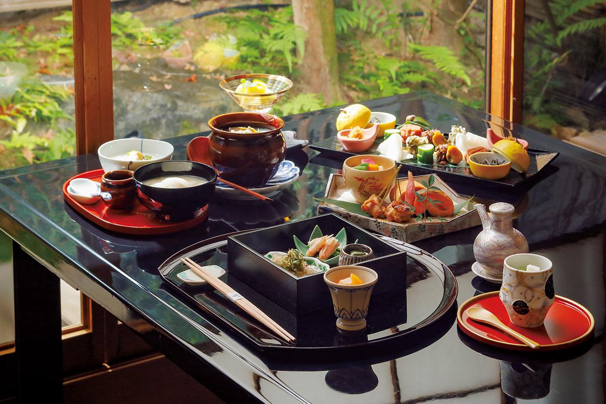 京都御所の傍で丁寧なひとときを過ごす<br>「京都ブライトンホテル」
