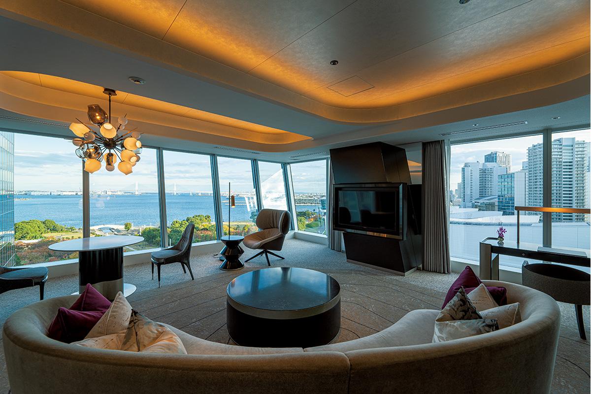 ザ・カハラ・ホテル & リゾート <br>横浜に上陸したハワイの名門ホテル