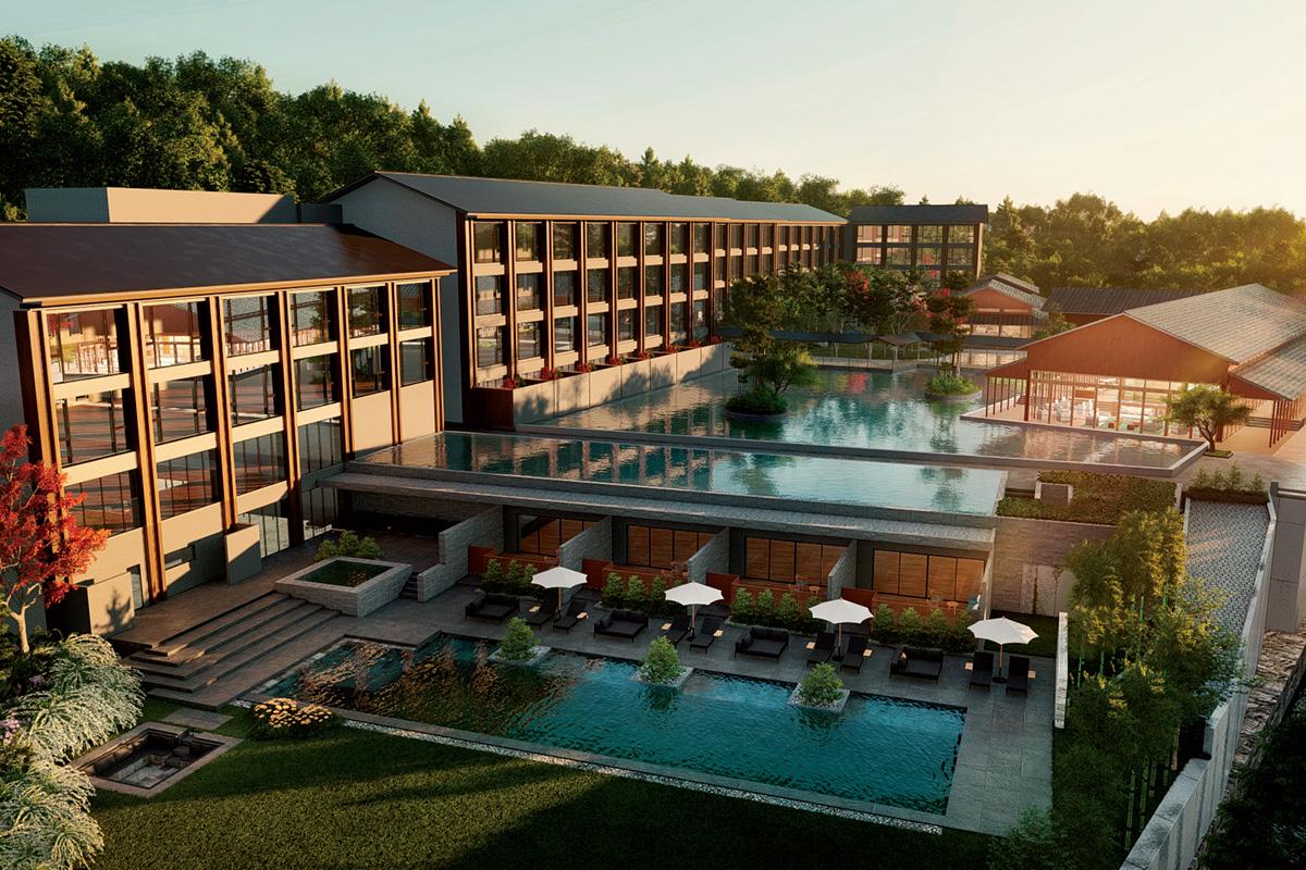個性派ホテルが続々開業!<br><b>New Open Hotel 2021</b>