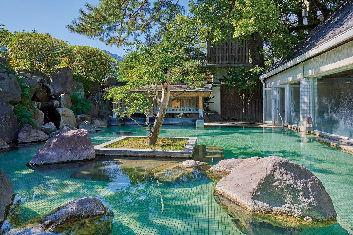 「日本の名湯」は温泉地公認入浴剤!自宅でも本格温泉気分が楽しめる