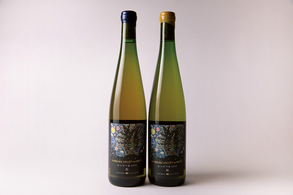 今が旬!北海道余市「モンガク谷ワイナリー」の極辛口シャンパーニュな2種類のワイン