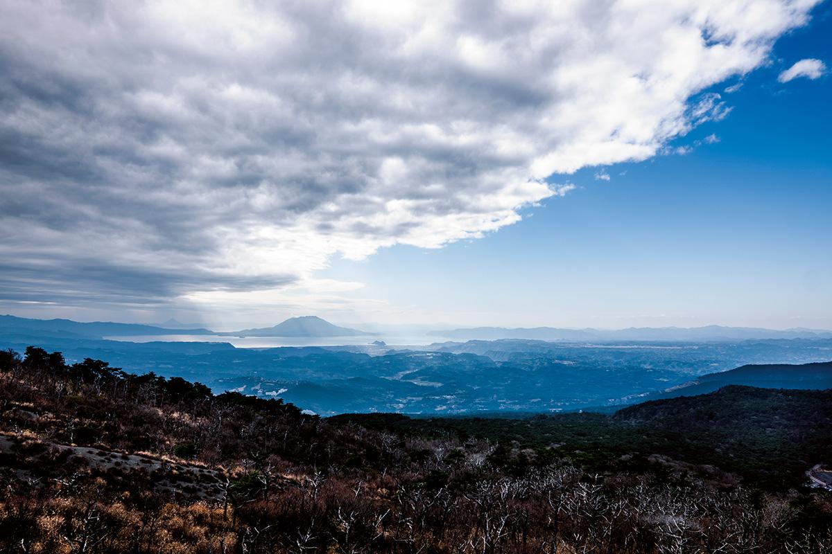 鹿児島を体感できる絶景温泉。<br>「星野リゾート 界 霧島」