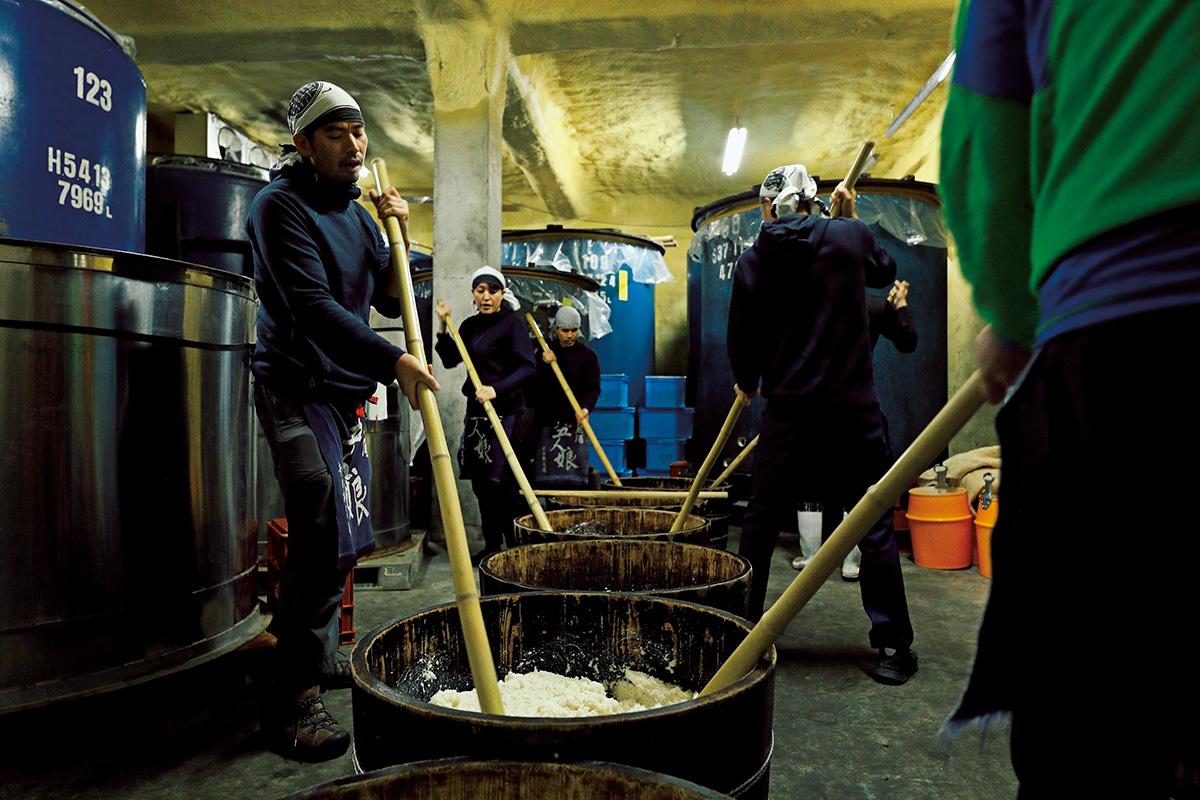 菌と一緒に楽しく造る自然酒。<br>千葉県香取郡 寺田本家【前編】<br><small>文化を紡ぐ酒</small>