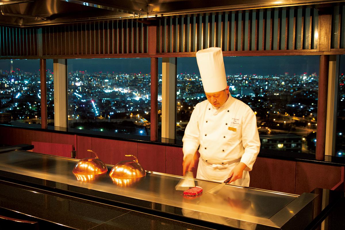 ホテル レストラン ブライトン 浦安