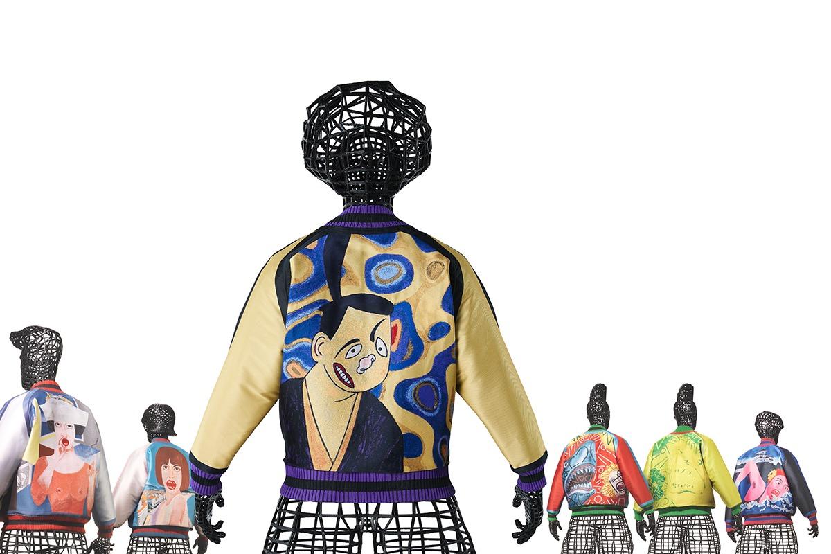 横尾忠則と宮前義之が衣服の可能性を追求するプロジェクト<br>「TADANORI YOKOO ISSEY MIYAKE 0」