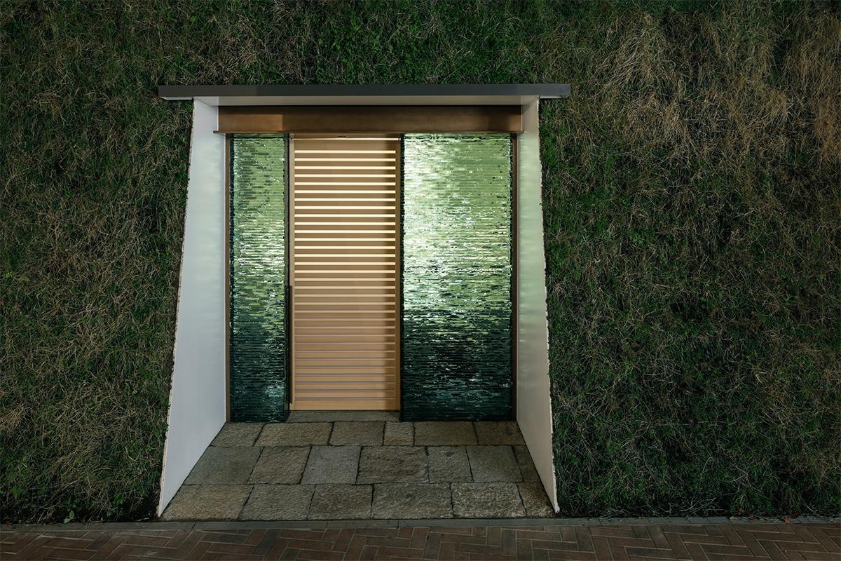 現代美術作家 杉本博司と建築家の榊田倫之が手がけた、白井屋ホテル 特別個室「真茶亭」が完成!