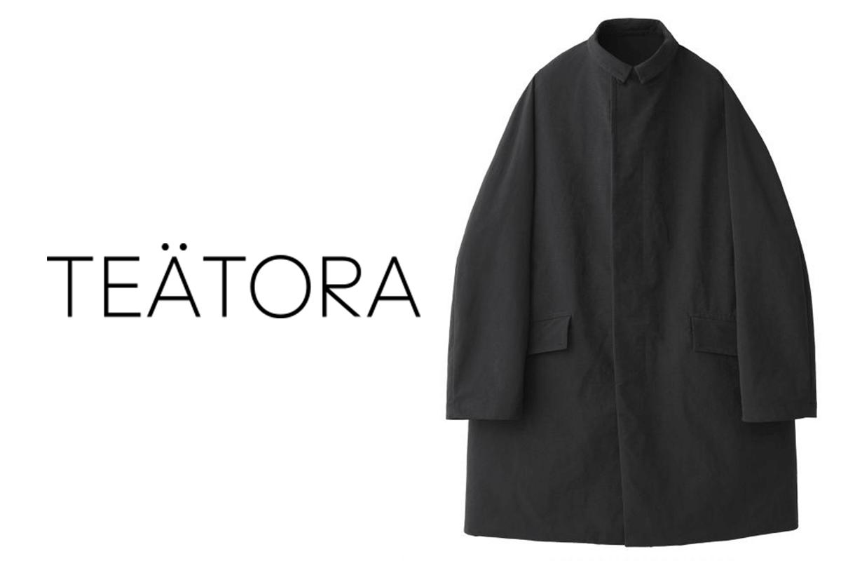 クリエイターのパフォーマンス向上のためのワークウェアブランド「TEATORA(テアトラ)」