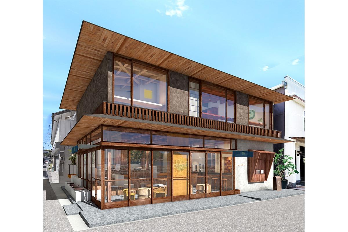 瀬戸田の魅力を存分に楽しむ、街のリビングルーム「SOIL SETODA/ソイル 瀬戸田」2021年春オープン!