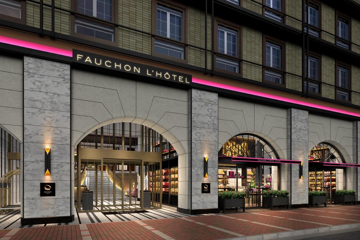二大文化都市パリと京都の文化が融合したアジア初の「フォションホテル」が2021年3月京都に開業