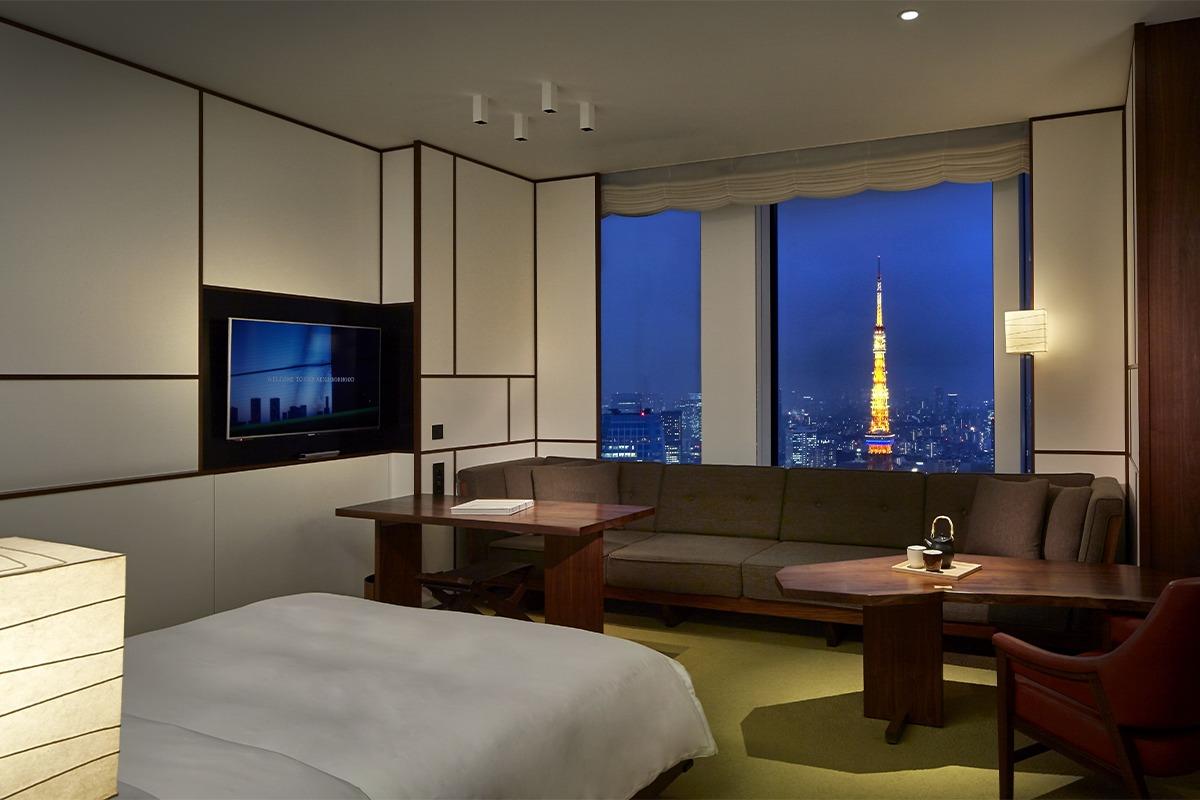 「アンダーズ 東京」初のウィークリープランが登場!ホテルで暮らすという選択肢