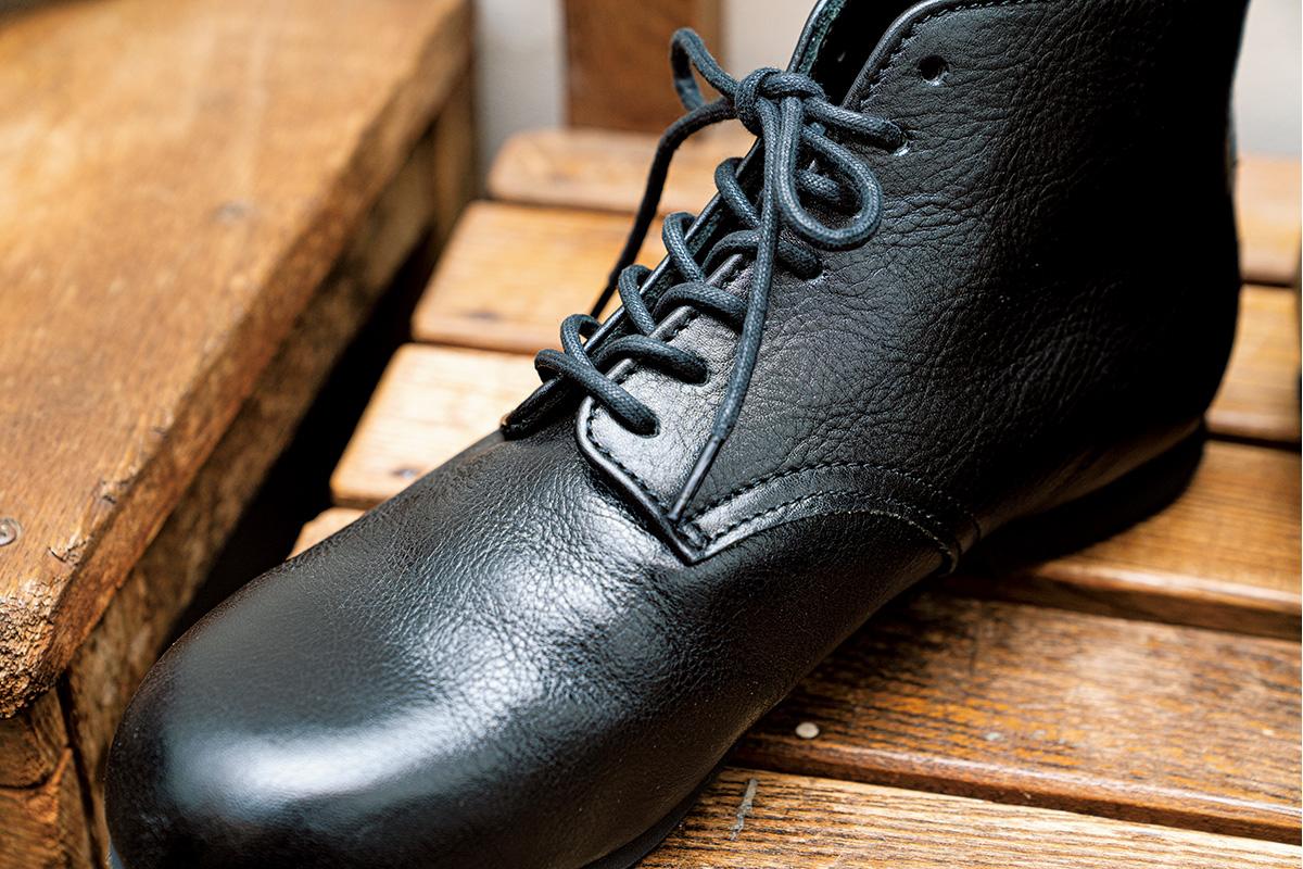 オーダーメイドの革靴ブランド「nakamura」<br><small>大熊健郎の東京名店探訪</small>