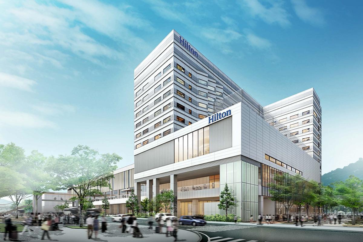 長崎の新たな文化交流拠点「ヒルトン長崎」が2021年11月に開業