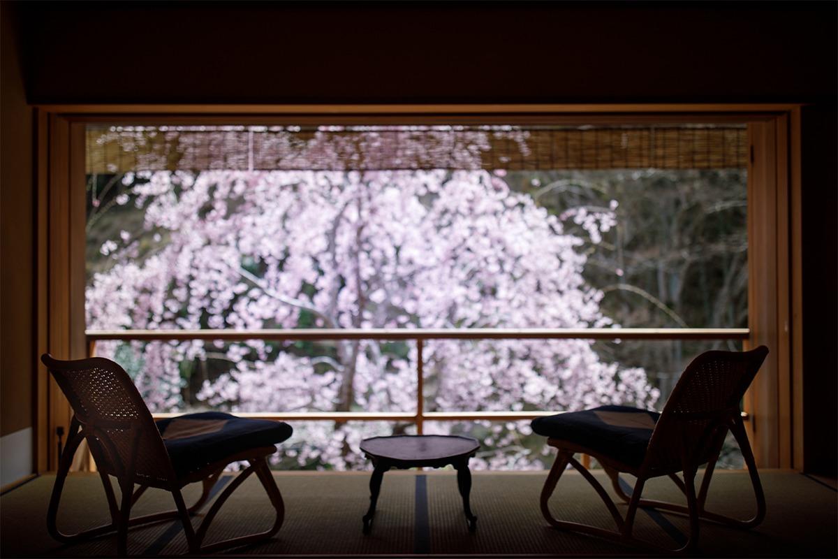 修善寺にある日本を代表する532年続く温泉宿「あさば」