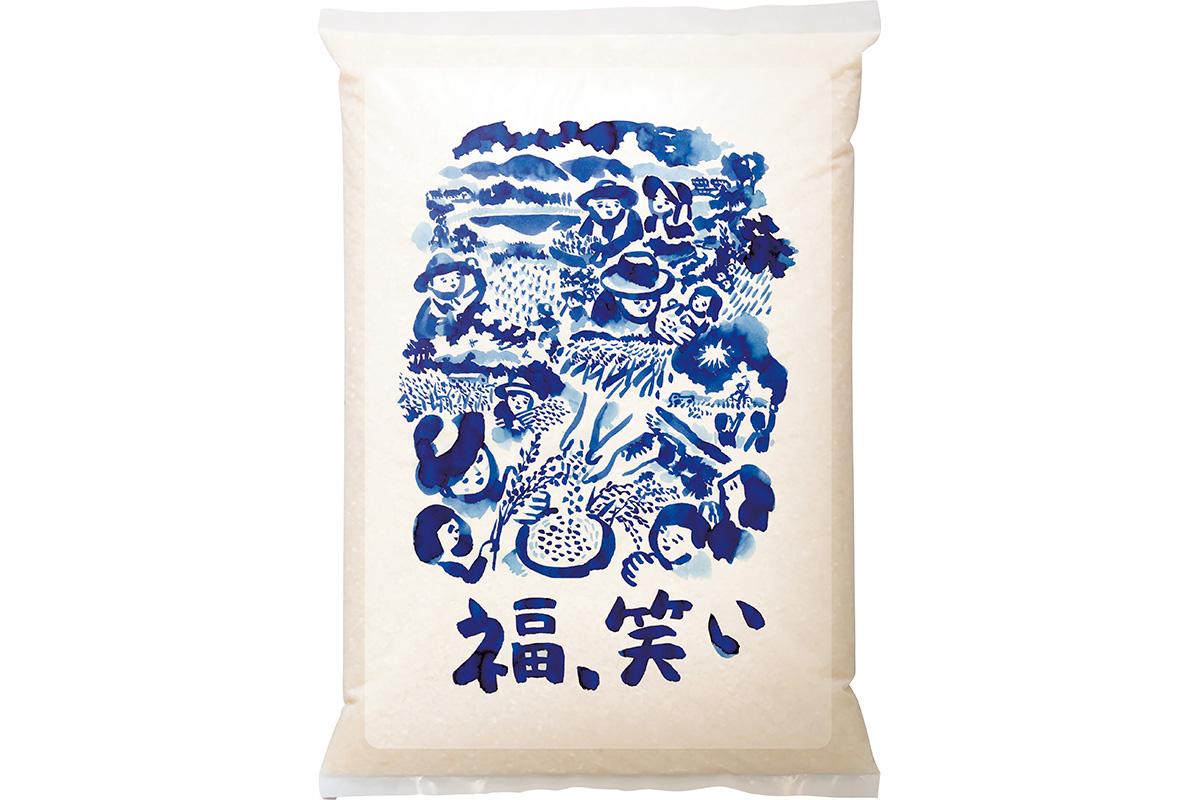 今秋デビュー!豊かさを届ける福島の米<br>「福、笑い」できました。【前編】